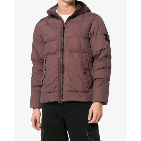 Stone Island Garment Dyed Crinkle Reps NY Down Jacket - Rose Quartz
