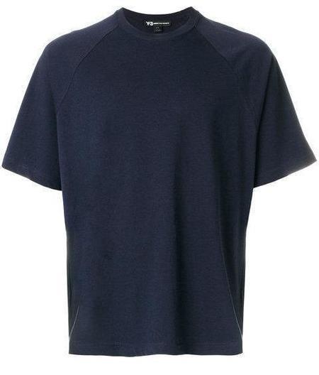 Y-3 Classic S/S T-Shirt - Navy