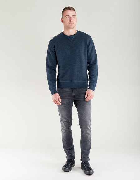 Levi's Made & Crafted Crewneck - Blue