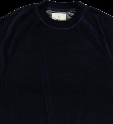 La Paz Cunha Sweatshirt - Navy Velour