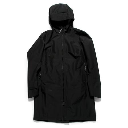 Houdini Marple Coat - Rock Black