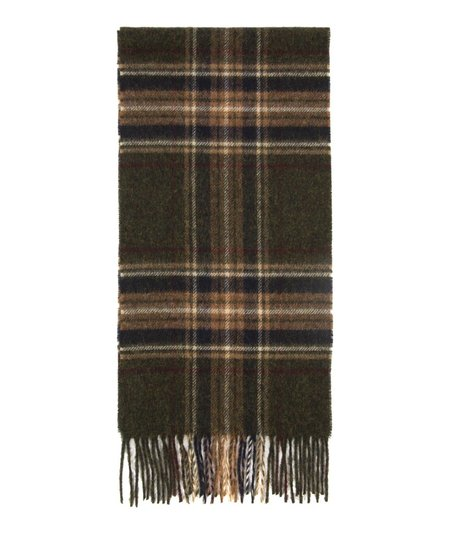 Barbour Accessories Ell wood Scarf - Olive