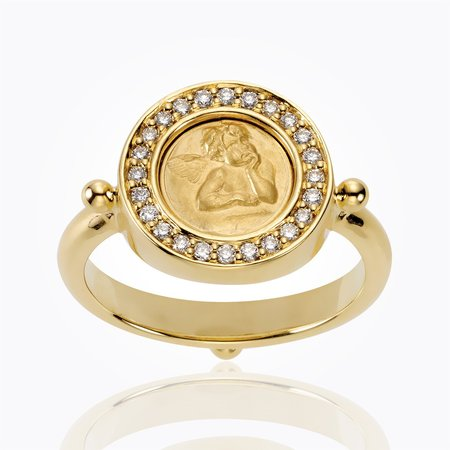Temple St. Clair Angel Ring