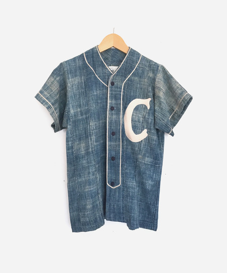 Unisex COATZ Baseball Shirt 04 - BLUE