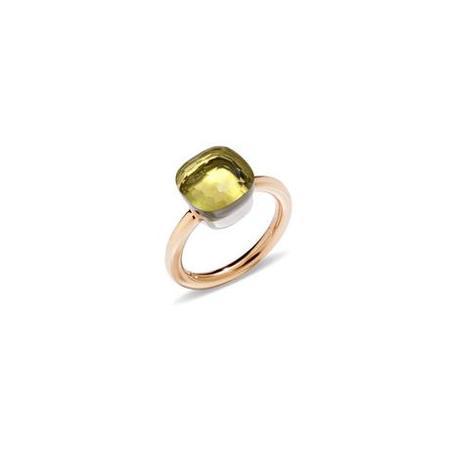 Pomellato Nudo Lemon Quartz Ring