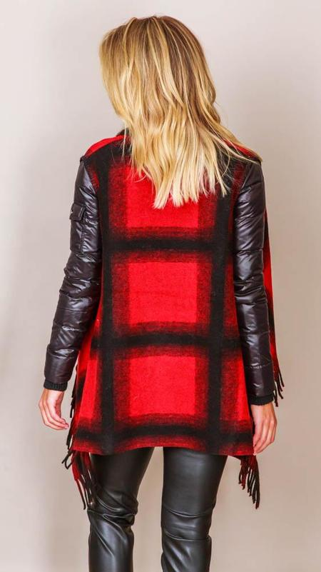 SOSKEN Jacket - Red Plaid