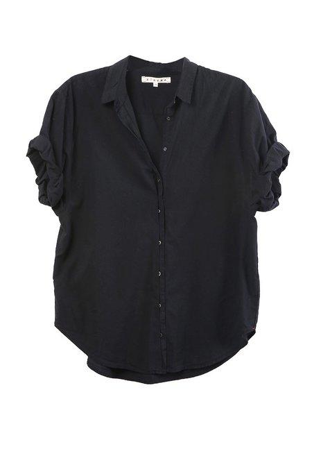 Xirena Channing Shirt - Black