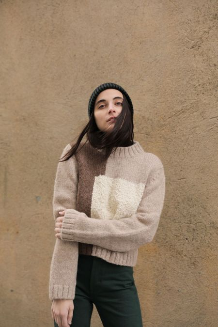 Kordal Josef Sweater - Wheat