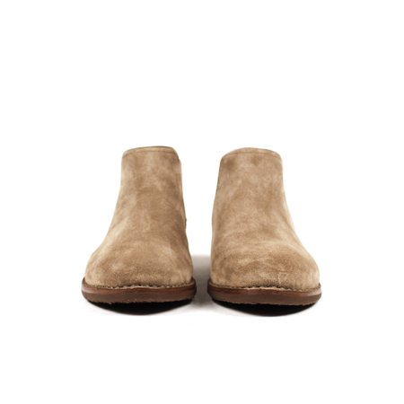 Trask Allison Bootie - Taupe