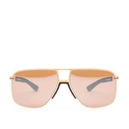 MYKITA Oak Sunglasses - Gold