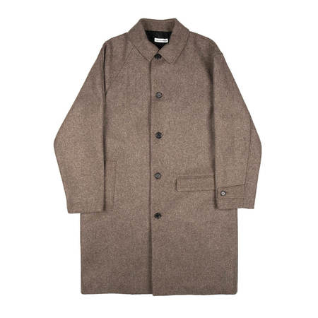 Gosha Rubchinskiy Wool Coat - Grey