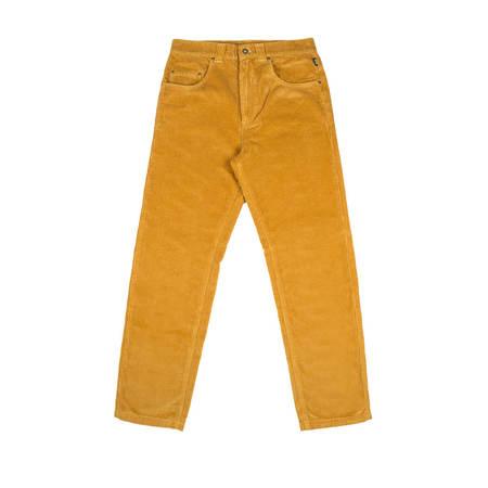 Martine Rose X Napapijri Blackburn Pants - Mustard