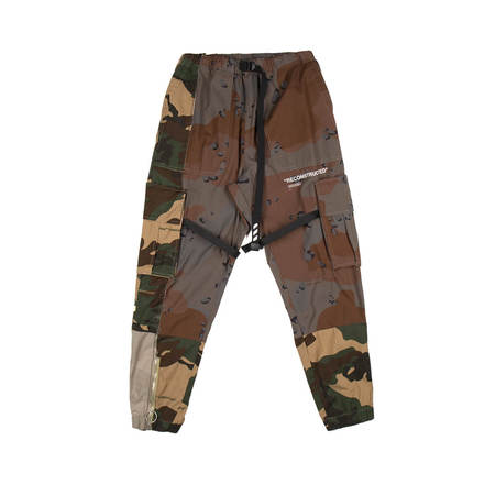 OFF-WHITE Reconstructed Cargo Pants