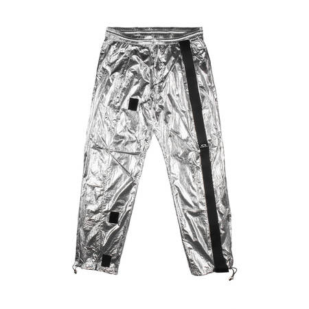 Oakley by Samuel Ross Tapes Track Pants - Silver