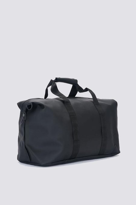 Rains Water Resistant Weekend Bag - Black