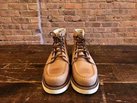 1892 by Thorogood Janesville Shoes - Natural Nantucket