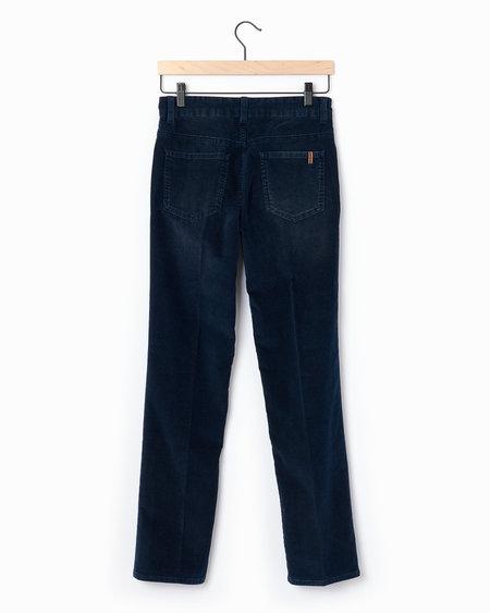Atelier Notify Aloha Corduroy Pants - Navy
