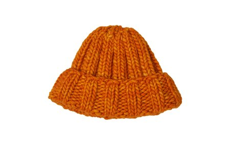 Clyde Fold Hat - Marigold