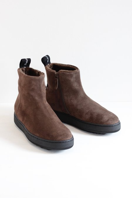 Philippe Model Annecy Bootie - BROWN
