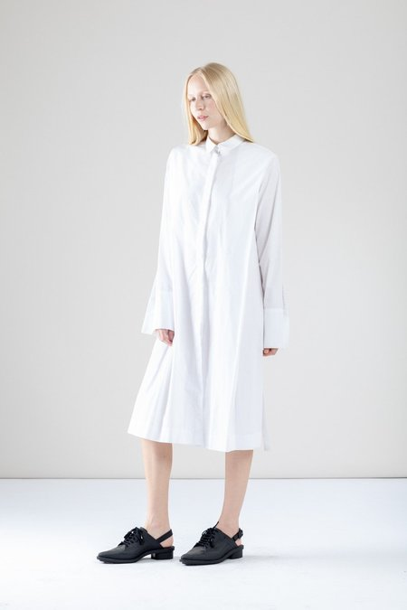 Toit Volant Georgia Long Shirt Dress
