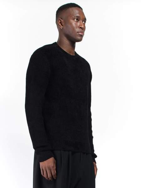 Deveaux Chenille Crewneck Sweater