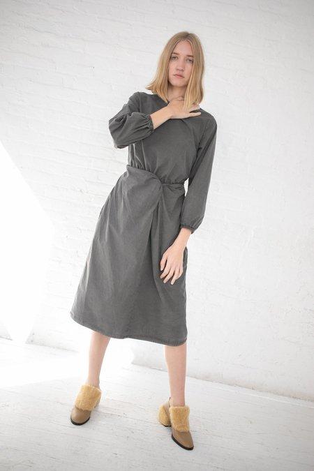 Cosmic Wonder Organic Cotton Wrapped Dress - Sumikuro