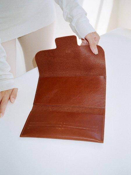 ARE Studio Post Wallet - Cognac