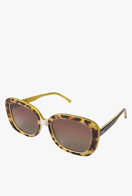 KOMONO Cecile Sunglasses - Sol