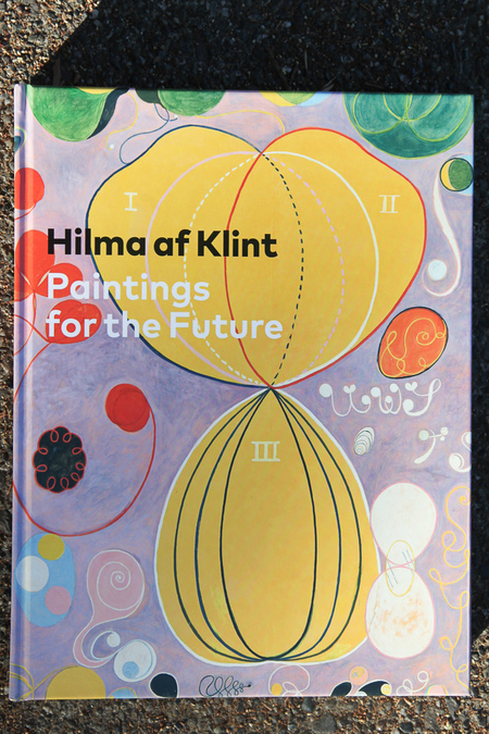 "Helma af Flint ""Paintings for the Future"" Hardcover Book"