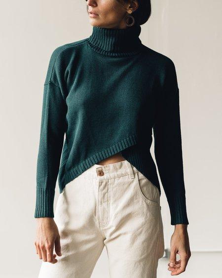 Kordal Anni Sweater - Garnet