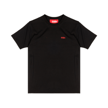 032C CLASSIC T-SHIRT - BLACK