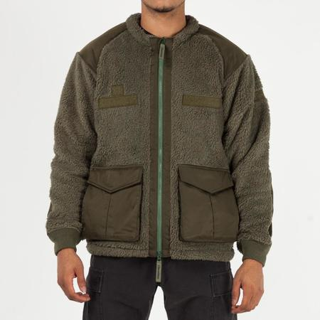 Liberaiders Tactical Fleece Jacket - Olive