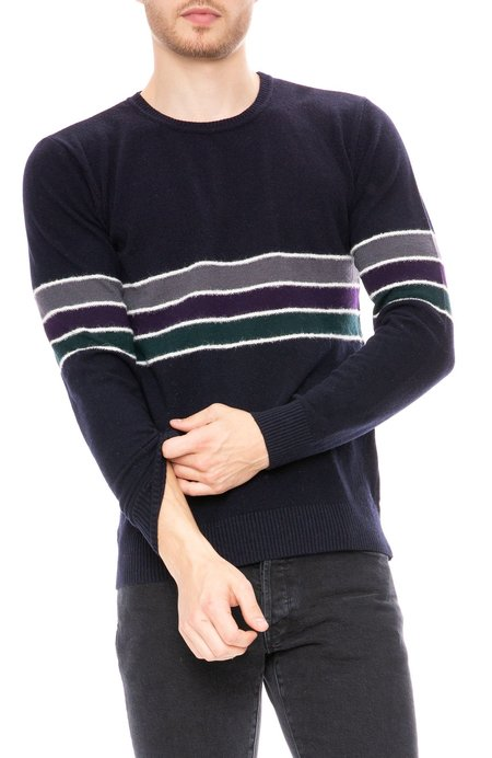 Commune de Paris Horizontal Stripe Sweater