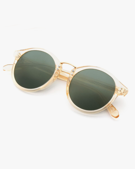 KREWE du optic Taylor - Champagne Polarized 24K