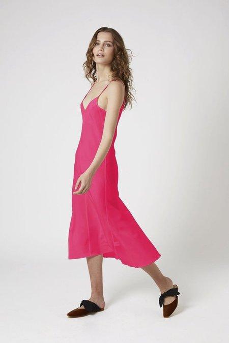 GINIA RTW Rumi Dress - Fuschia