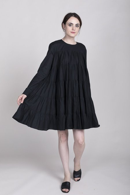 Merlette Soliman Dress - Black