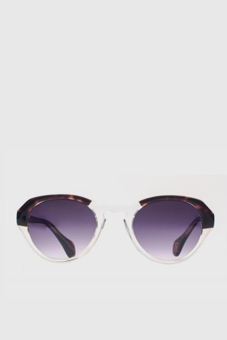 Unisex Age Eyewear Mileage - Tort / Clear