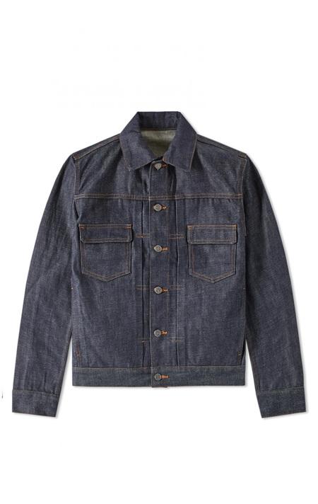 A.P.C. Work Jeans Veste - Indigo