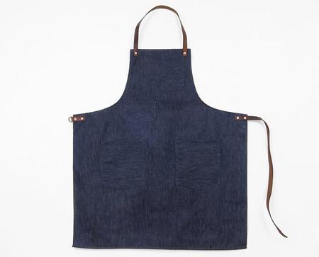Apron & Bag Deluxe Apron - Denim