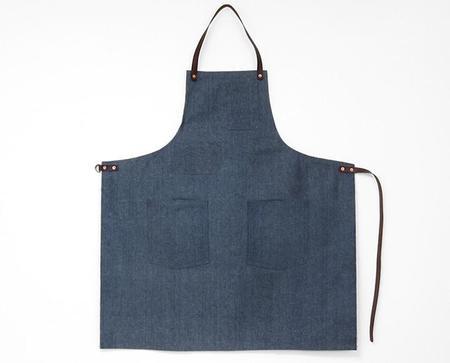 Apron & Bag Deluxe Apron - Light Blue