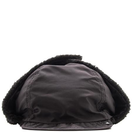 and wander High Loft Fleece Ear Cap - Black