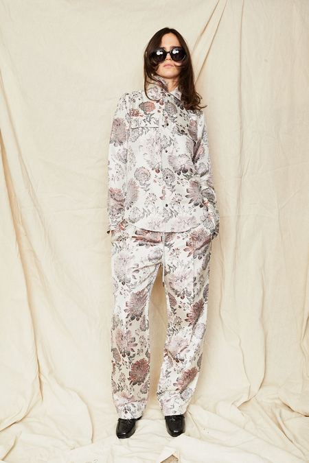 Reality Studio Bruce Trousers - Floral