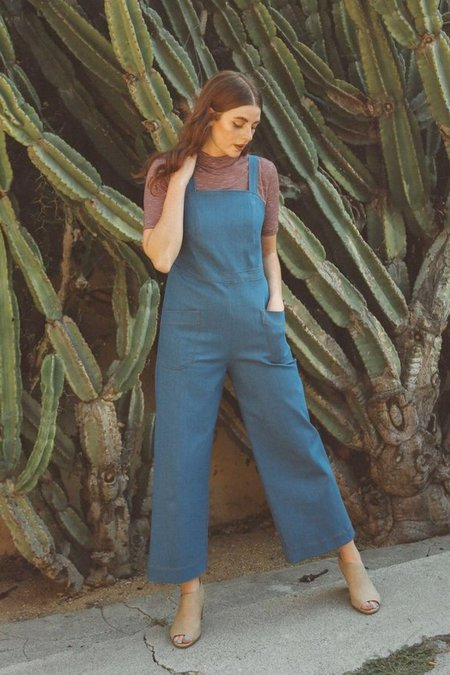 Jean Franklin Delia Jumpsuit - Sky Denim