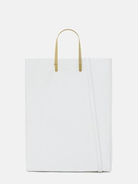 EENK HOPPER BAG - WHITE