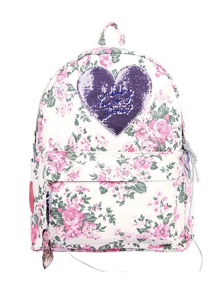 ENTRE REVES Shall We Dance In Garden Backpack