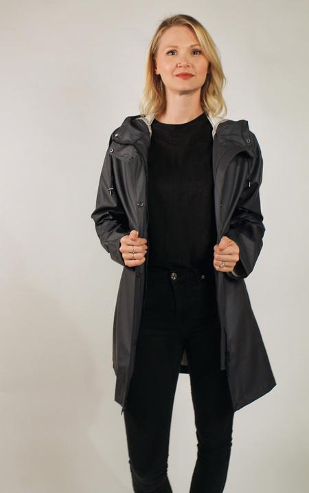 Ilse Jacobsen Rain87 Jacket - anthracite
