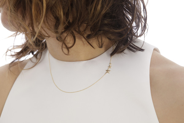Gabriela Artigas Shooting Stars Necklace