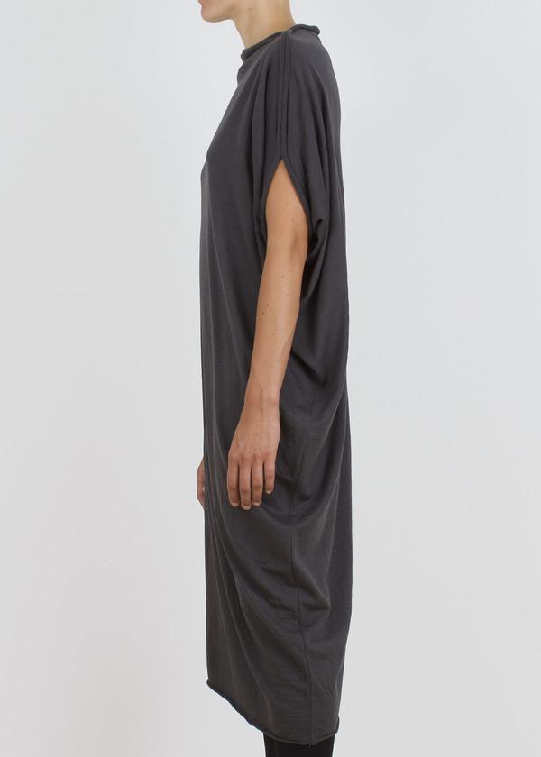 slope dress - slate
