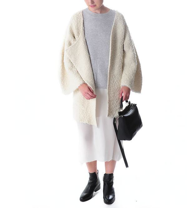 Lauren Manoogian Wool Liner Coat