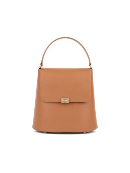 BIKER STARLET Noelle Easy Label Bag -Tan Brown
